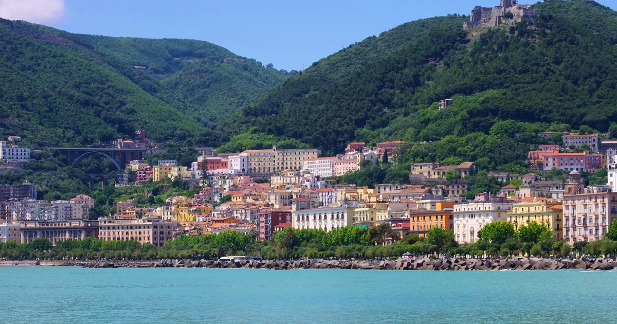 Ufficio Verde Pubblico Salerno : Navi traghetto messina salerno caronte & tourist