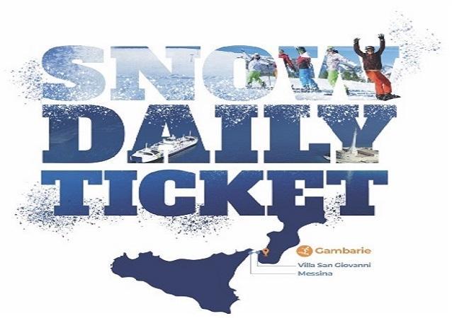 Snow Daily Ticket