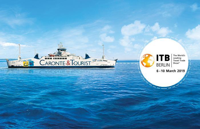 ITB Berlin 2019, Caronte & Tourist fa il bis