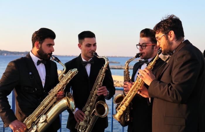 Cilea Clarinet Quartet & Trinacria Saxophone Quartet