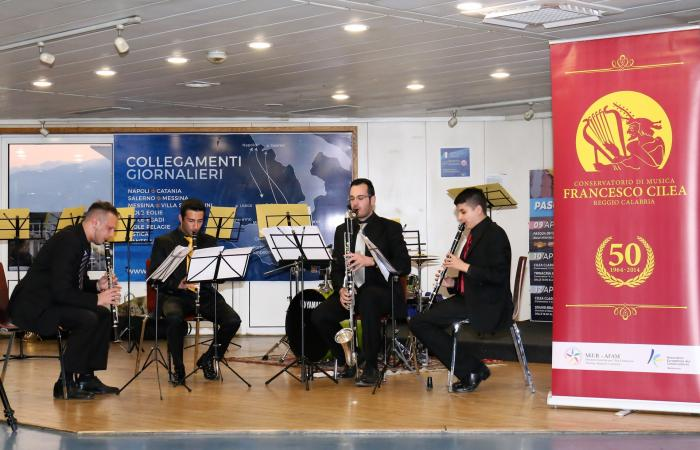 Cilea Clarinet Quartet & Sound Brass