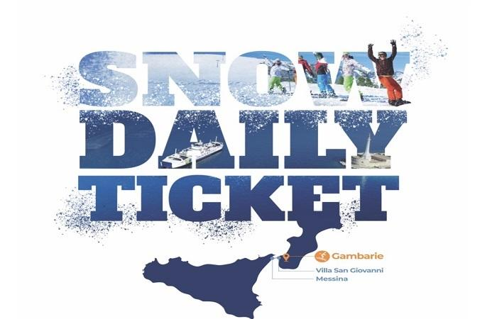Snow Daily Ticket