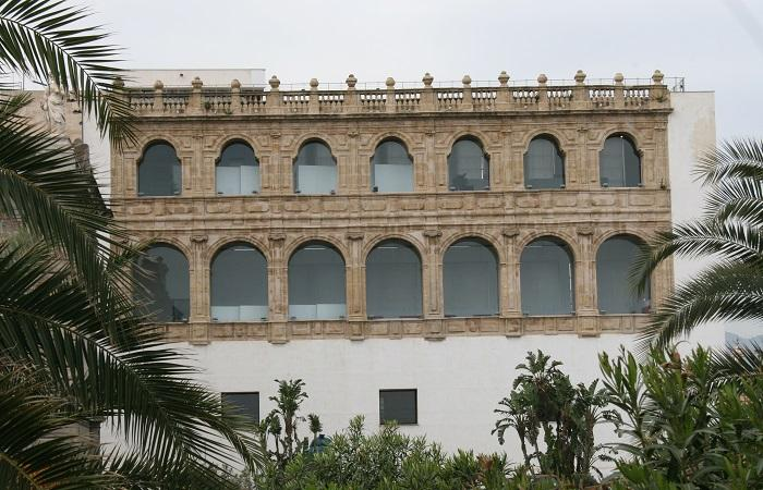 Loggiato di San Bartolomeo a Palermo
