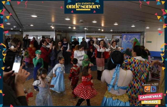 Carnival in Ship