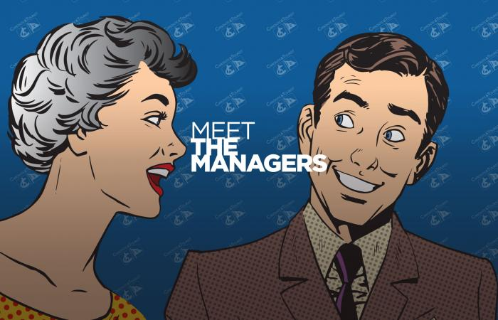 "Secondo appuntamento di ""Meet the managers"""