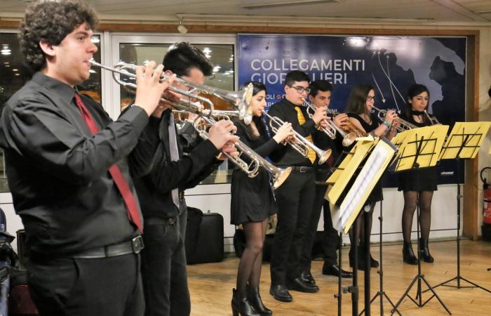 Cilea Clarinet Quartet & Sound Brass
